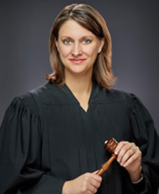 Judge Tess Percy Stromberg